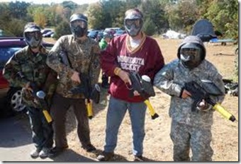 Paintball en Madridejos